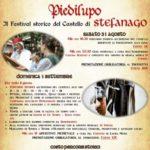 Domenica 1 Settembre - Piedilupo Castello di Stefanago