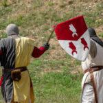 Sabato 12 settembre: armati al castello di Campo Ligure